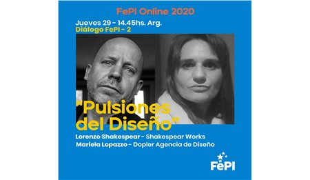 Conferencia imperdible  JUEVES 29 - FePI Online 2020